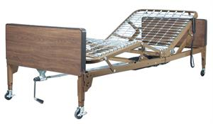 Used - WhisperLite II Semi-Electric Low Bed (Bed Only)