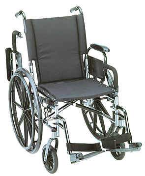 7000 Series Lightweight Wheelchairs - 716718720 - 16