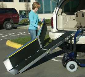 Weekly Wheelchair Access Ramp Rentals