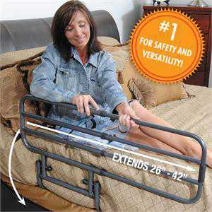 Hospital Bed Safety Rails