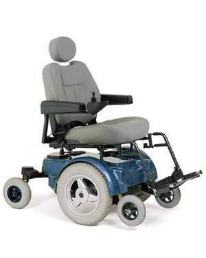 Bariatric Mobility or Power Chair Rentals