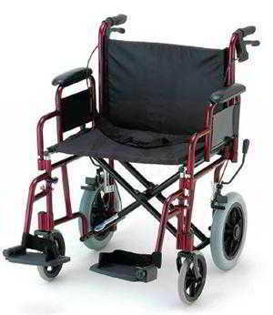 Bariatric Transport Chair Rentals