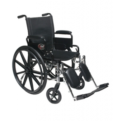 Children's or Childs Wheelchair Elevated Leg Lifts