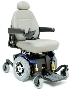 Jazzy Power Chairs / Jazzy 614