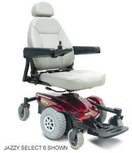 Mobility Chair Rental