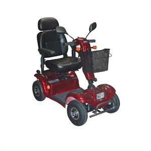 Odyssey 4 Wheel Full Size Scooter