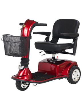 Full Size Luxury Scooters – Companion Series