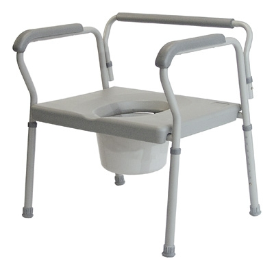 Three-In-One Commode - Bariatric