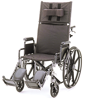Steel Wheelchair -18