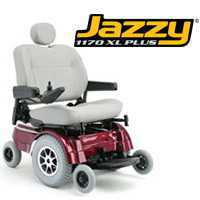 Monthly Bariatric Mobility Chair Rentals